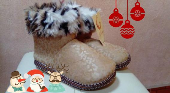 Zapatos Para Dama, Pantuflas, Confort