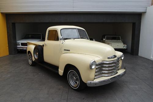 Imagen 1 de 11 de 1950 Chevrolet Pick Up A/a Factura Original
