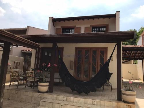 Casa Com 3 Dormitórios À Venda, 182 M² Por R$ 998.000,00 - Jardim Das Palmeiras - Campinas/sp - Ca2498