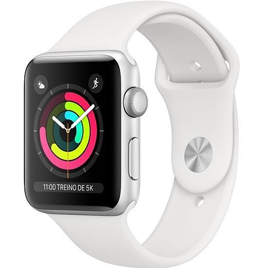 Pulseira Silicone Borracha Sport 38 42mm Apple Watch 1 2 3 4