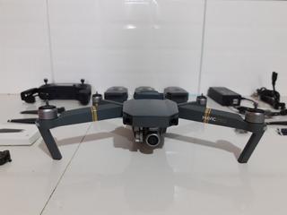 Drone Dji Mavic Pro Bolso Helices Bateria Filtro Nd Camara