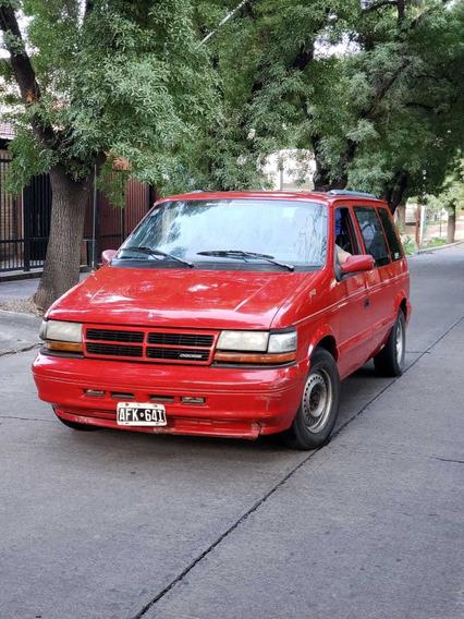 Dodge Caravan Se Full