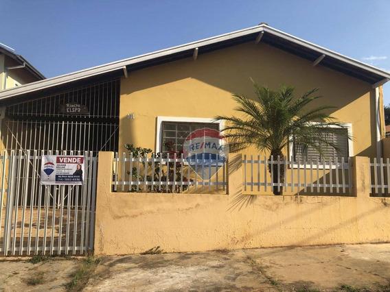 Rancho Com 2 Dormitórios À Venda Por R$ 155.000 - Rio Bonito - Botucatu/sp - Ra0003