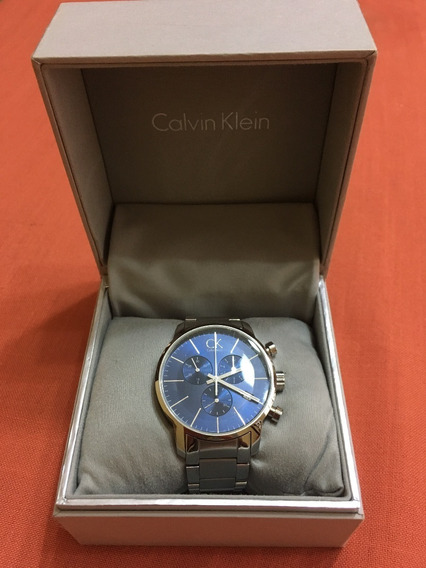 Reloj Calvin Klein City Chrono K2g271