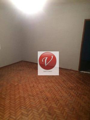 Casa Com 1 Dormitório À Venda, 256 M² - Vila Bastos - Santo André/sp - Ca2977