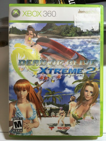 Dead Or Alive Xtreme 2, Xbox 360