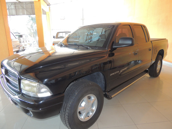 Dodge Dakota Sport 3.9 2001 Gasolina Jer Pickups