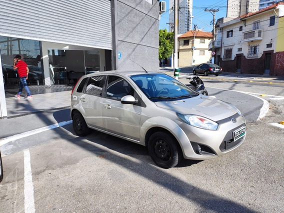Ford Fiesta 1.6 Rocam 8v Flex Manual 2014/ Fiesta 14