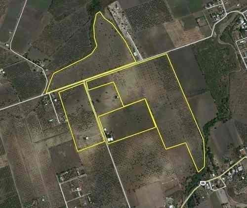 Terreno De 35 Hectáreas En Venta Para Desarrollo Habitacional En Cadereyta/allende