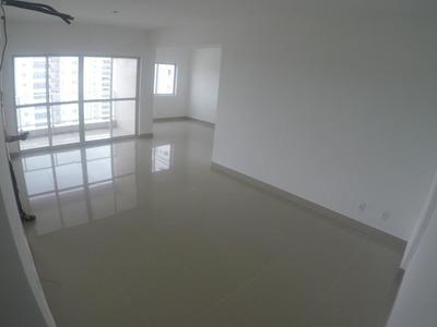 Reserva Das Aguas, 132m2, Sala Ampliada+porcelanto, Ponta Negra - Ap0500