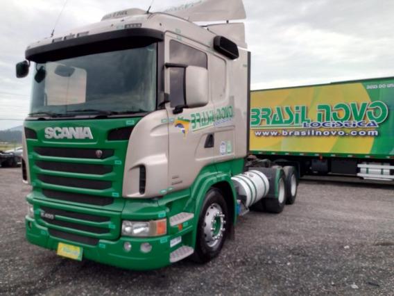 Scania R400 6x2 13/13