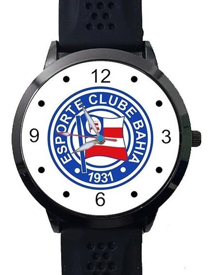2 Relógios - Bahia Time Bola Futebol Salvador -kit C/2