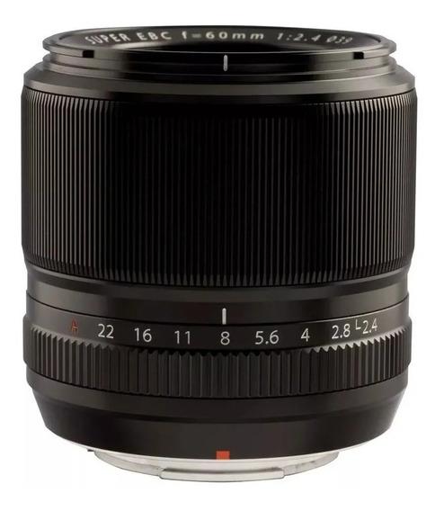 Lente Fujifilm Fujinon Xf60mm F2.4 R Macro / Fuji 60mm