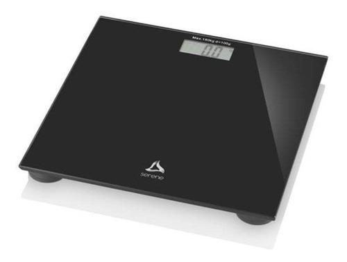 Multilaser Balança P/ Banheiro Digital Preta