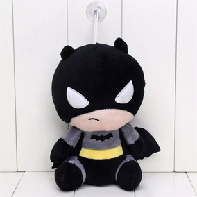 Kit Duas Pelúcias Batman E Flash