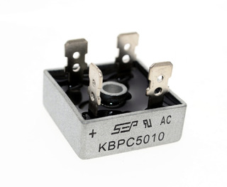 Kbpc5010 Puente Rectificador 50a 1000v