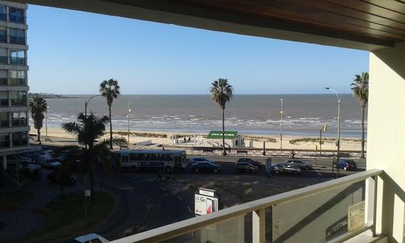 Alquiler Departamento Rambla Pocitos 3 Dormitorios Playa Mar