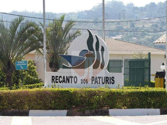 Terreno Residencial À Venda, Condomínio Recanto Dos Paturis, Vinhedo - Te0416. - Te0416