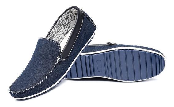 Mocassim Avalon Drive 4000 Jeans Leve