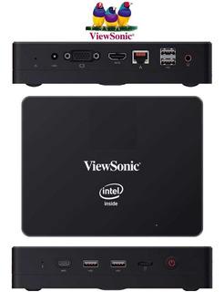 Mini Pc Vot 435 Plus Pro Viewsonic Intel J4005 Celeron 64gb