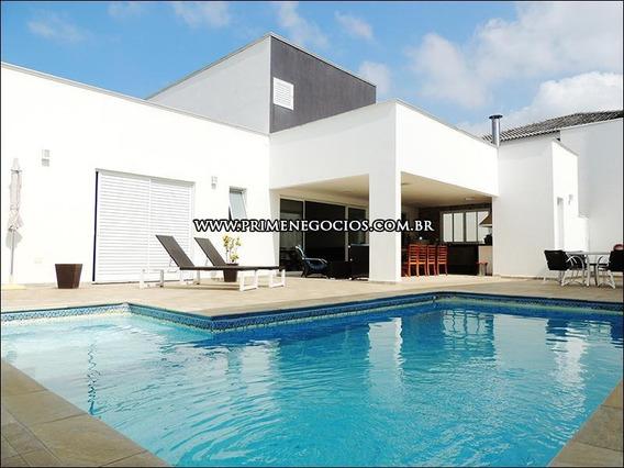 Casa Em Condomínio Para Venda Em Caçapava, Residencial Santa Helena, 3 Dormitórios, 3 Suítes, 5 Banheiros, 4 Vagas - Ca147