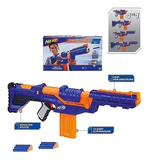 Pistola Nerf Elite Delta Trooper Int E1912 Original Hasbro