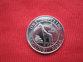 Kenia 1 Shillingi 2018