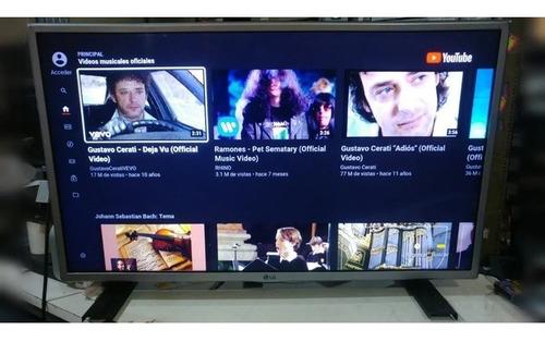Smart Tv Hd 32 Pulgadas LG 32lj600b Netflix / Youtube Hdmi