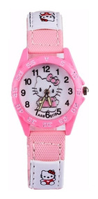 Relógio Infantil Pulso Hello Kitty Quartzo Presente