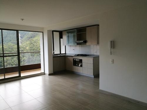 Imagen 1 de 14 de Apartamento En Venta Prados De Sabaneta Sabaneta