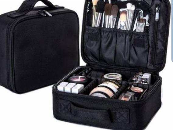 Cosmetiquera Maquillaje Estuche Ajustable Impremeable Envio