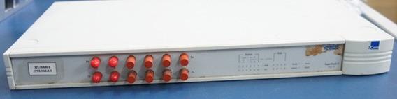 Hub 3com Superstack Ii 10 6-port Tx Rx Fiber St