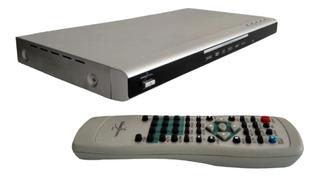 Reproductor De Dvd Con Control Remoto