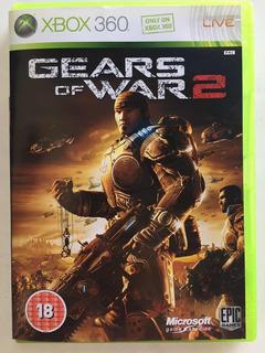 Juego Xbox 360 Gears Of War 2