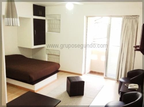Renta Suite Amueblada Con Servicios Condesa Roma $16,000.00