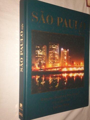 * Livro Sao Paulo Life - Guia Da Cidade De Sao Paulo