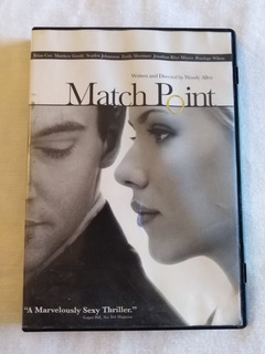 Match Point Dvd Movie Omi