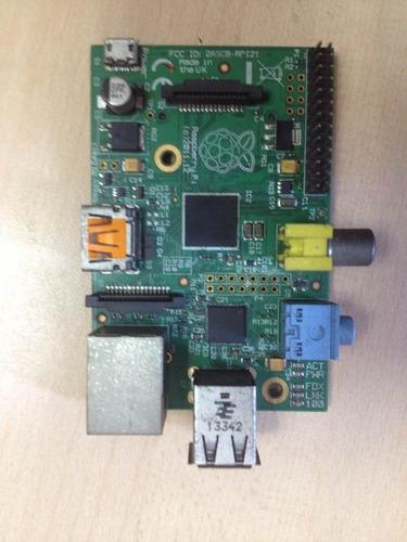 Raspberry P1 2011.12 Oferta Usado 100% Operativo