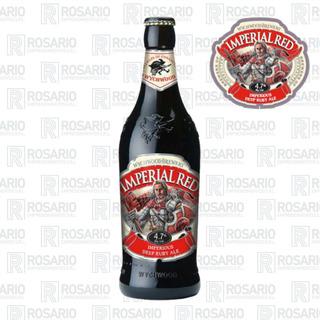 Wychwood Imperial Red. Botella 500cc. Pack X 8 Unidades