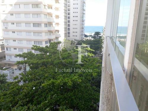 Apartamento A Venda Na Praia De Pitangueiras - Guarujá - Ap9591 - Ap9591