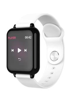 Smartwatch B57 Aw4 Pressão Oxímetro Q9 Hero Band 3