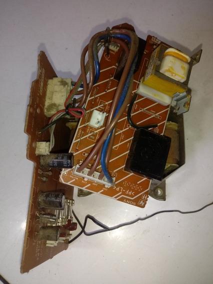 Transformador Com Placa Completo Som Aiw Jax.pk33 Testado Ok