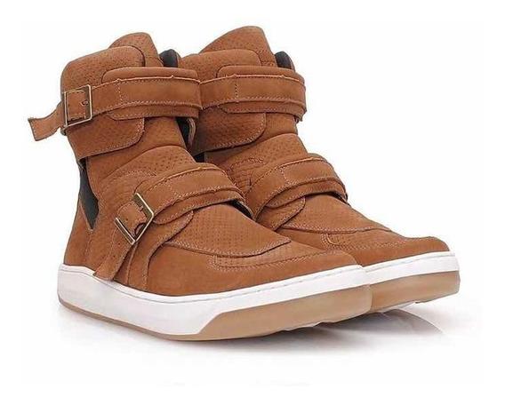 Tênis Hardcore Footwear Sneaker Couro / Bota Juju Salimeni