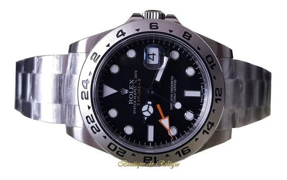 Relógio Eta - Modelo Explorer Ii Preto Sa3187 - Noob