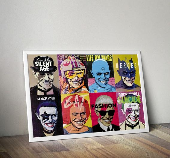 David Bowie Poster Lamina Imprimible