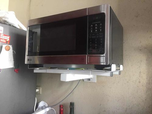 Rack Microondas + Instalación Gratis