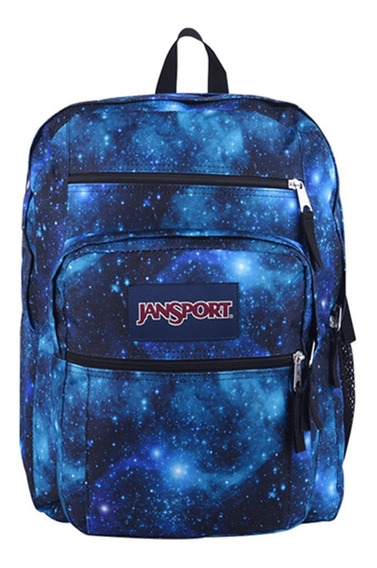 Mochila Jansport Big Student Galaxia