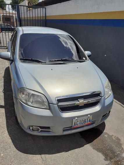 Chevrolet Aveo Aveo Lt 2011