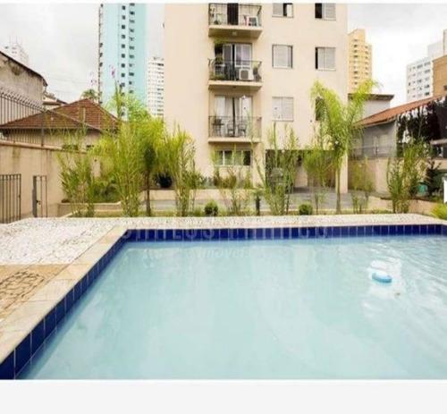 Imagem 1 de 15 de Apartamento 68m2, 2 Dormitórios , Vila Clementino - Cf64402