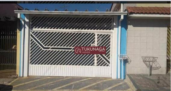 Casa Com 2 Dormitórios À Venda Por R$ 500.000 - Vila Galvão - Guarulhos/sp - Ca0519